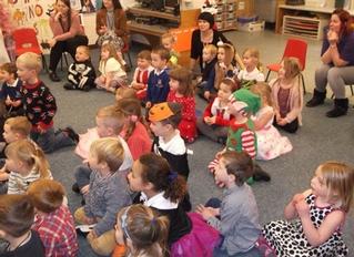Somercotes Stars Pre-School, Louth, Lincolnshire