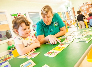 Fisherfield Childcare (Redvales Nursery), Bury, Greater Manchester