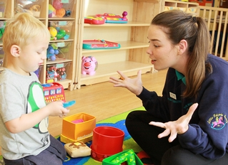 Tower View Nursery with Peelers Out of School Club, Bury, Greater Manchester