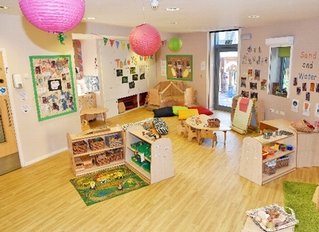 Bright Horizons Trafford Day Nursery and Preschool, Manchester, Greater Manchester
