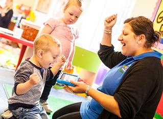Fisherfield Childcare (Edinburgh Way Nursery), Rochdale, Greater Manchester