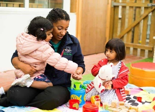 Fisherfield Childcare (Gables Nursery), Rochdale, Greater Manchester