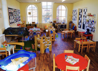 Holyrood Day Nursery Castleton, Rochdale, Greater Manchester