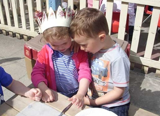 Happitots Day Nursery, Sale, Greater Manchester