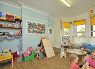 Melrose Day Nursery School, Sale, Greater Manchester