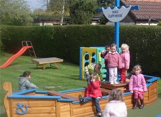 Cliff House Nursery & Pre-School, Preston, Lancashire