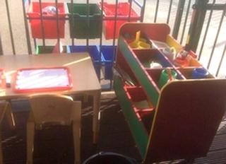 Little Achievers @ Ribbleton Children's Centre, Preston, Lancashire