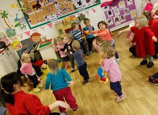 Lomeshaye Village Day Nursery, Nelson, Lancashire