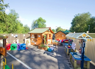 Whalley Meadows Forest School & Private Day Nursery, Clitheroe, Lancashire