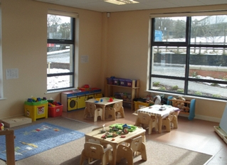 Early STEPS Nursery and Children's Centre, Sheffield, South Yorkshire