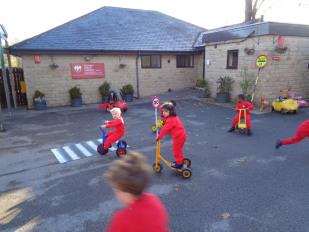 Phoenix House Day Nursery, Brighouse, West Yorkshire