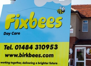 Fixbees Private Day Nursery, Huddersfield, West Yorkshire
