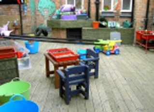 The Grange Nursery, Castleford, West Yorkshire
