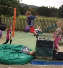 The Little Green Frog Day Nursery, Otley, West Yorkshire