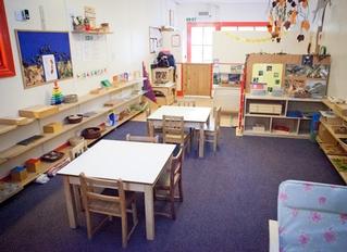 Rooftops Nursery School, Richmond, North Yorkshire