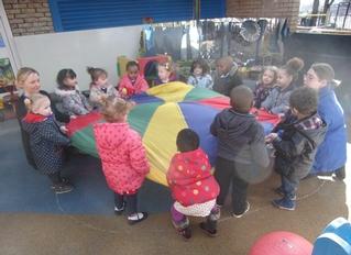 Riverview Kindergarden, Newcastle upon Tyne, Tyne & Wear