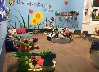 Happy Tots Day Nursery, Barrow-in-Furness, Cumbria
