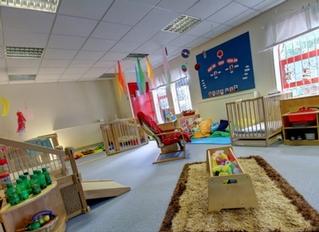 Stepping Stones Co-op Nursery Ltd, Consett, Durham