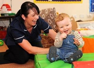 Happitots Nursery South Lanarkshire, Glasgow, Lanarkshire