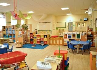Treetops Nursery, Irvine, Ayrshire