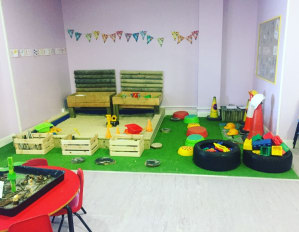 Twizzle Tops Day Nursery Lakeside, Grays, Essex