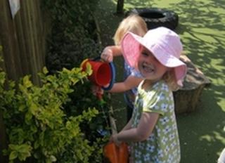 Poppies Daycare Nursery Ltd, Andover, Wiltshire