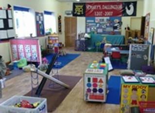 Dallington Pre-School, Northampton, Northamptonshire