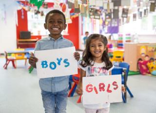 Boys & Girls Nursery Croxley Green, Watford, Hertfordshire