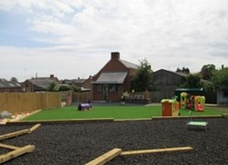 Big Top Nursery (Waddesdon), Aylesbury, Buckinghamshire