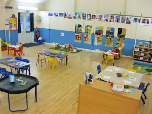 Brixington Pre-School, Exmouth, Devon