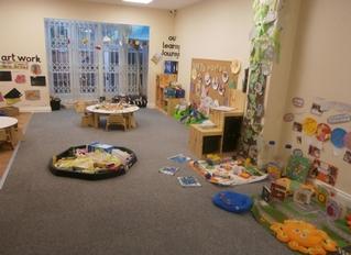 Banana Moon Day Nursery Edgbaston, Birmingham, West Midlands