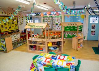 Carisbrook Day Nursery, Manchester, Greater Manchester
