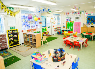 Hillcity Day Nursery, Manchester, Greater Manchester