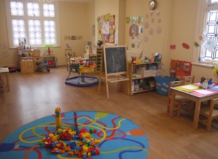 Banana Moon Day Nursery Harbury, Leamington Spa, Warwickshire