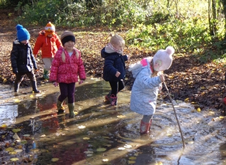 Otters Nursery School, Basingstoke, Hampshire