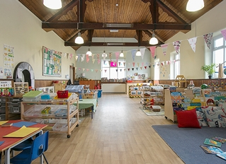 Jack and Jill Day Nursery, Corfe Mullen, Wimborne Minster, Dorset