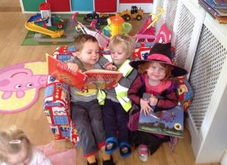 Meithrinfa Twts Tywi Nursery, Llandeilo, Carmarthenshire