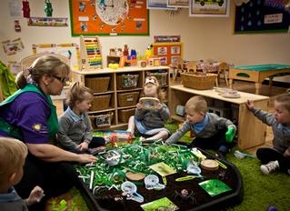Brighter Beginnings Day Nursery, Chadderton, Oldham, Greater Manchester