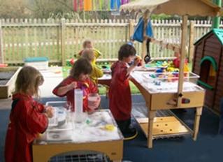 Rainbow Nursery @ The Sports Centre