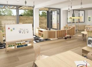 Sapphires Nursery School, East Molesey, Surrey