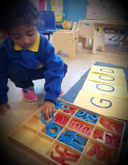 Edgware Montessori, Edgware, London
