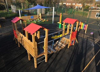 YMCA Sovereign Preschool, Reigate, Surrey