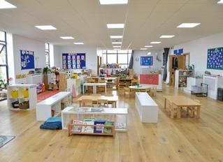 Chantry Hall Montessori Day Nursery