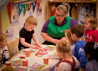 Brighter Beginnings Day Nursery, Fitton Hill, Oldham, Greater Manchester