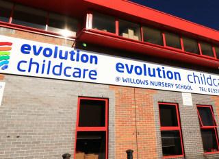 Evolution Childcare @ The Willows Nursery School, Warrington, Cheshire