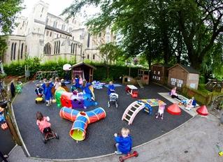 Highfield Pre-School (formerly Bankfield Nursery & Pre-school), Harrogate, North Yorkshire