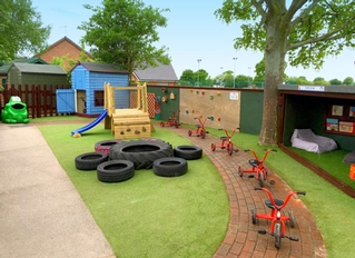 La Maternelle Wistaston Day Nursery, Crewe, Cheshire