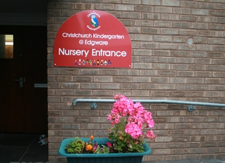 Christchurch Kindergarten @ Edgware, Edgware, London