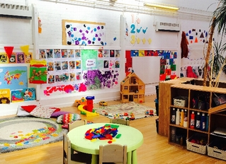 The Grosvenor Day Nursery, Exeter, Devon