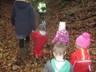 Bramley C of E Infant School and Nursery, Guildford, Surrey